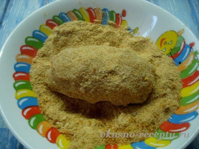 Куриные котлеты с печенью